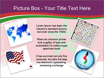 Flag Of Morocco PowerPoint Templates - Slide 24
