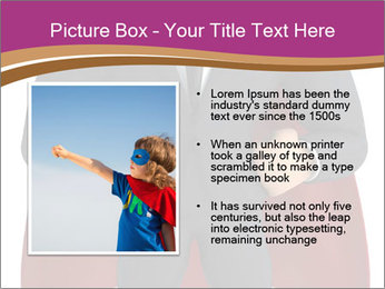 Man With Superpower PowerPoint Templates - Slide 13