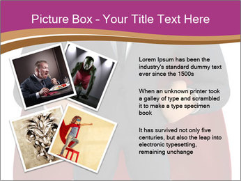 Man With Superpower PowerPoint Templates - Slide 23