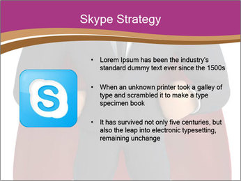 Man With Superpower PowerPoint Templates - Slide 8