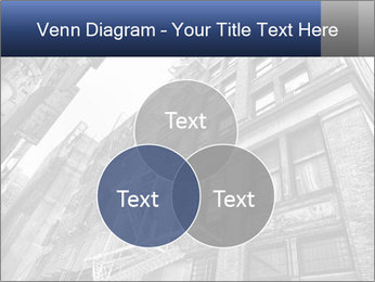 Black and white building PowerPoint Templates - Slide 33
