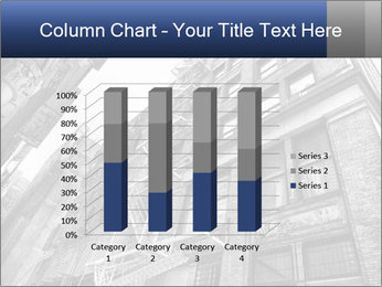 Black and white building PowerPoint Templates - Slide 50