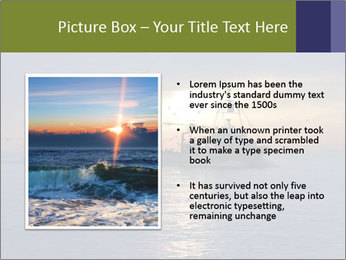 Professional fishing boat PowerPoint Templates - Slide 13