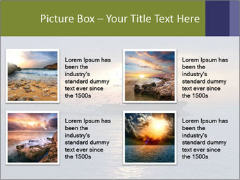 Professional fishing boat PowerPoint Templates - Slide 14