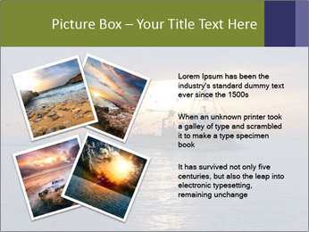 Professional fishing boat PowerPoint Templates - Slide 23