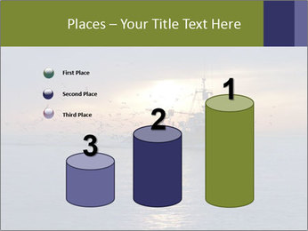 Professional fishing boat PowerPoint Templates - Slide 65