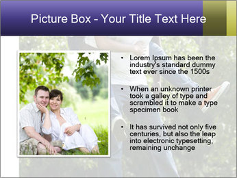 Beautiful fun happy smiling couple PowerPoint Templates - Slide 13