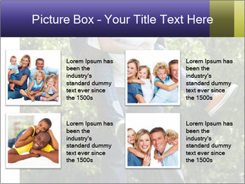 Beautiful fun happy smiling couple PowerPoint Templates - Slide 14