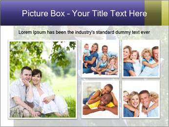 Beautiful fun happy smiling couple PowerPoint Templates - Slide 19
