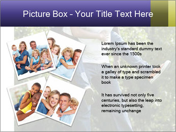 Beautiful fun happy smiling couple PowerPoint Templates - Slide 23