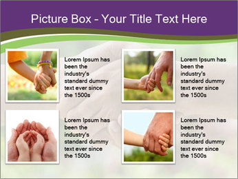 Hands shake PowerPoint Template - Slide 14