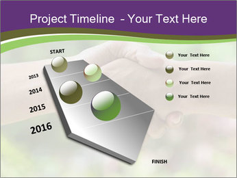 Hands shake PowerPoint Template - Slide 26
