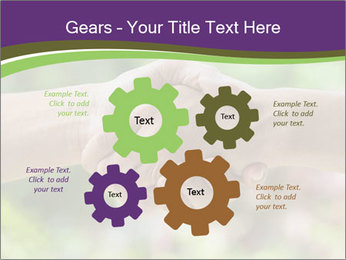 Hands shake PowerPoint Templates - Slide 47