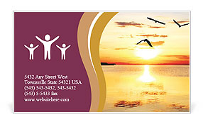 0000088542 Business Card Template