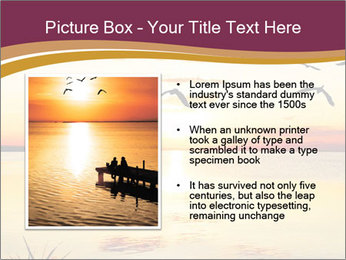 Flying towards the sun PowerPoint Template - Slide 13