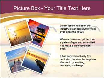 Flying towards the sun PowerPoint Template - Slide 23