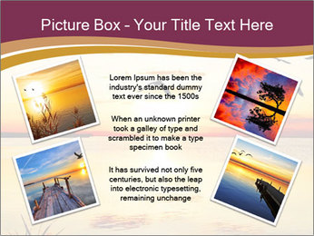 Flying towards the sun PowerPoint Template - Slide 24