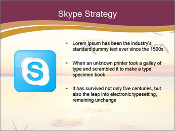 Flying towards the sun PowerPoint Template - Slide 8