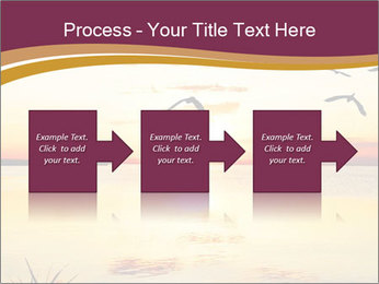 Flying towards the sun PowerPoint Templates - Slide 88