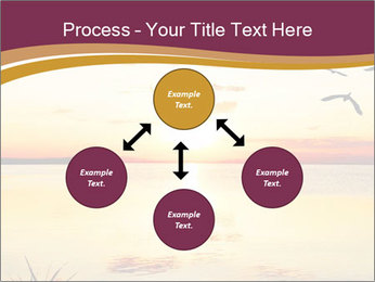 Flying towards the sun PowerPoint Template - Slide 91