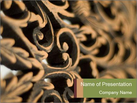 Extraordinary patterns PowerPoint Template
