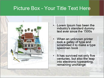 Single family residential development in a dense urban area PowerPoint Templates - Slide 13