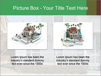 Single family residential development in a dense urban area PowerPoint Template - Slide 18