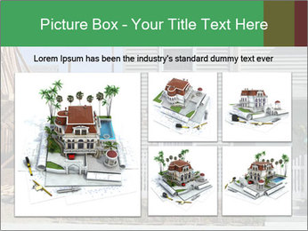 Single family residential development in a dense urban area PowerPoint Template - Slide 19