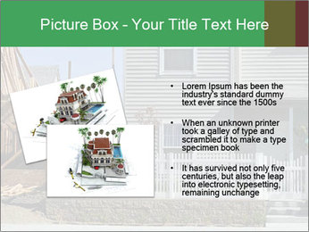 Single family residential development in a dense urban area PowerPoint Template - Slide 20