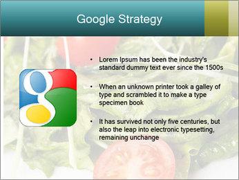 Summer salad PowerPoint Templates - Slide 10