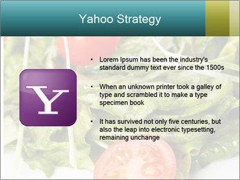 Summer salad PowerPoint Templates - Slide 11