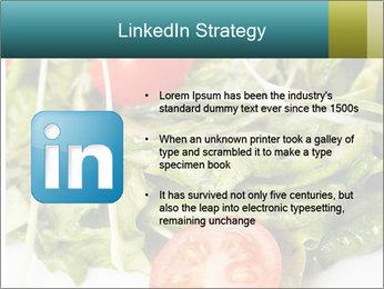 Summer salad PowerPoint Templates - Slide 12