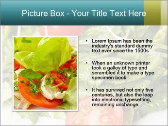 Summer salad PowerPoint Templates - Slide 13