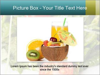 Summer salad PowerPoint Templates - Slide 16