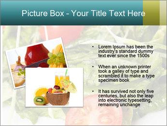 Summer salad PowerPoint Templates - Slide 20