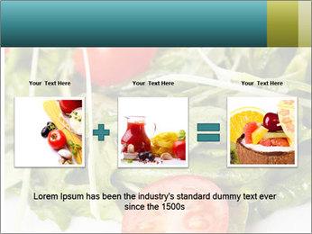 Summer salad PowerPoint Templates - Slide 22