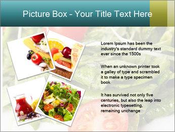 Summer salad PowerPoint Templates - Slide 23