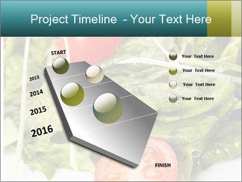 Summer salad PowerPoint Templates - Slide 26