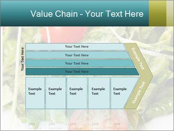 Summer salad PowerPoint Templates - Slide 27