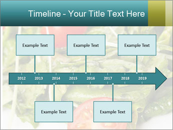 Summer salad PowerPoint Templates - Slide 28