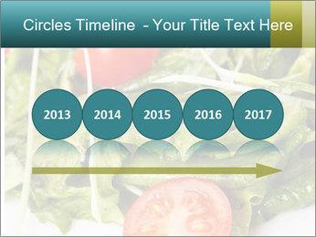 Summer salad PowerPoint Templates - Slide 29