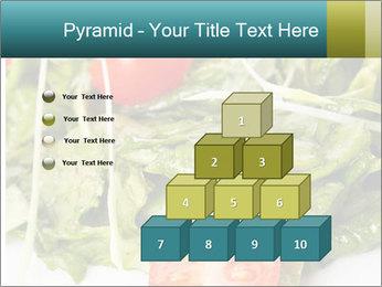Summer salad PowerPoint Templates - Slide 31