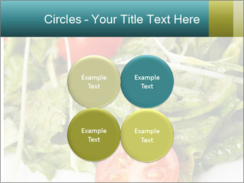 Summer salad PowerPoint Templates - Slide 38