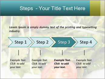 Summer salad PowerPoint Templates - Slide 4