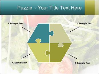 Summer salad PowerPoint Templates - Slide 40