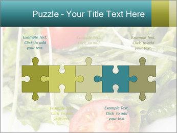 Summer salad PowerPoint Templates - Slide 41