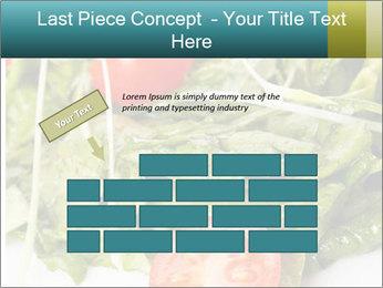 Summer salad PowerPoint Templates - Slide 46