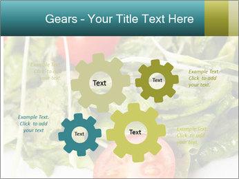 Summer salad PowerPoint Templates - Slide 47