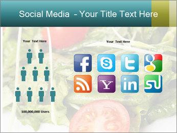 Summer salad PowerPoint Templates - Slide 5