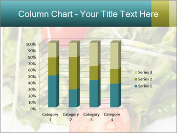 Summer salad PowerPoint Templates - Slide 50